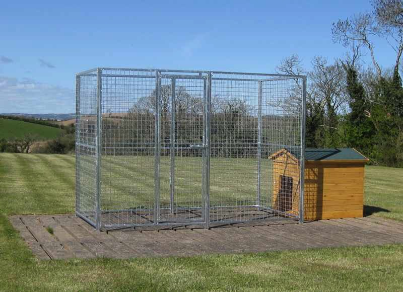 Dog Run Amp Pen Panels Amp Gate Dog Runs Ni Belfast